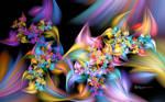 Sinusoidal Radial Blur