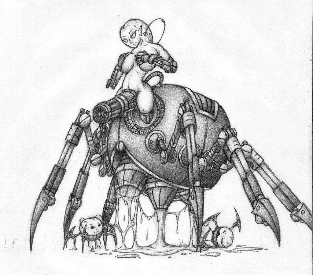 Cyber-Vagary by Llortor