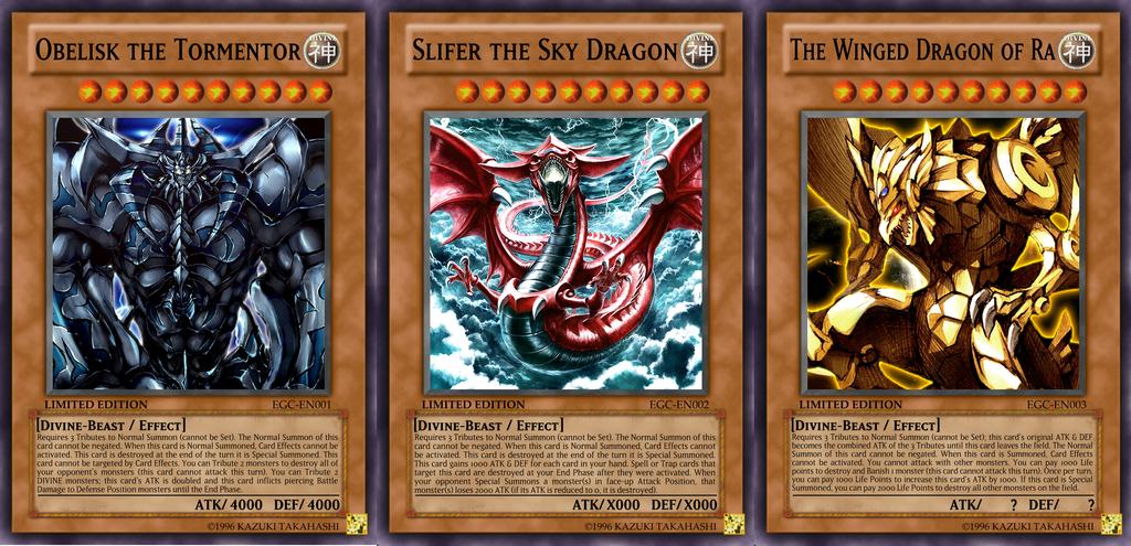 egyptian god cards fusion - photo #13