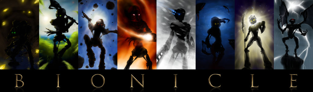 The Legend of the Bionicle
