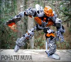 Pohatu Nuva (AA: Spherus Magna) MOC by Llortor