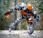Pohatu Nuva (AA: Spherus Magna) MOC