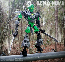 Lewa Nuva (AA: Spherus Magna) MOC by Llortor