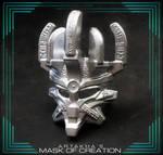 Artakha's Mask of Creation (paintjob)