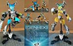 Geni-Ex, Last Creation of Artakha (MOC)