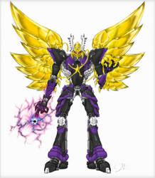 Makuta Avarax (Super Form)