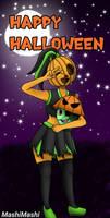 Happy Halloween 2018 by MashiMashix