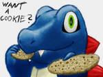 Totodilez Love Cookies