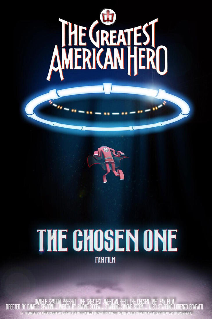 The Greatest American Hero: The Chosen One by Spadoni-Production