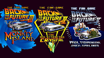 The Fan Game - Back to the Future - Trilogy -
