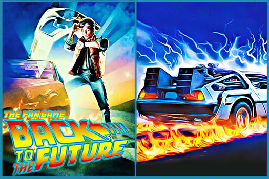 The Fan Game - Back to the Future