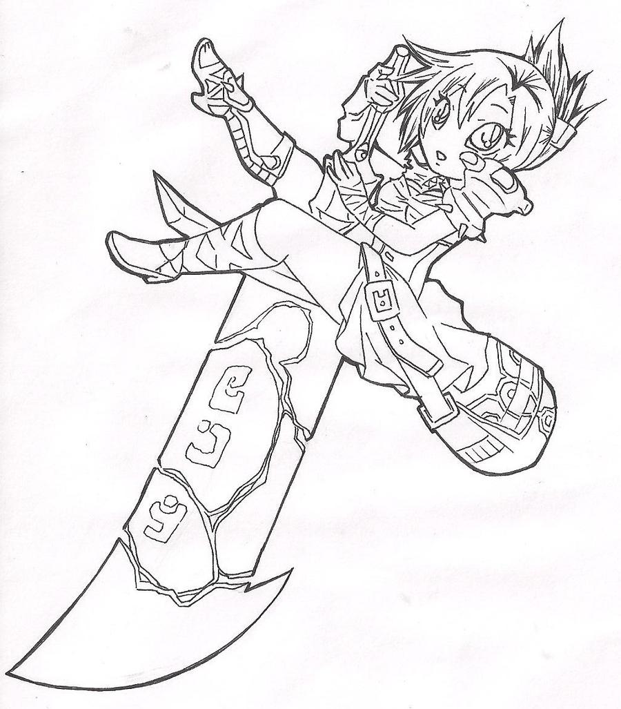 Chibi-Riven League of Legends by SpigaRose on DeviantArt