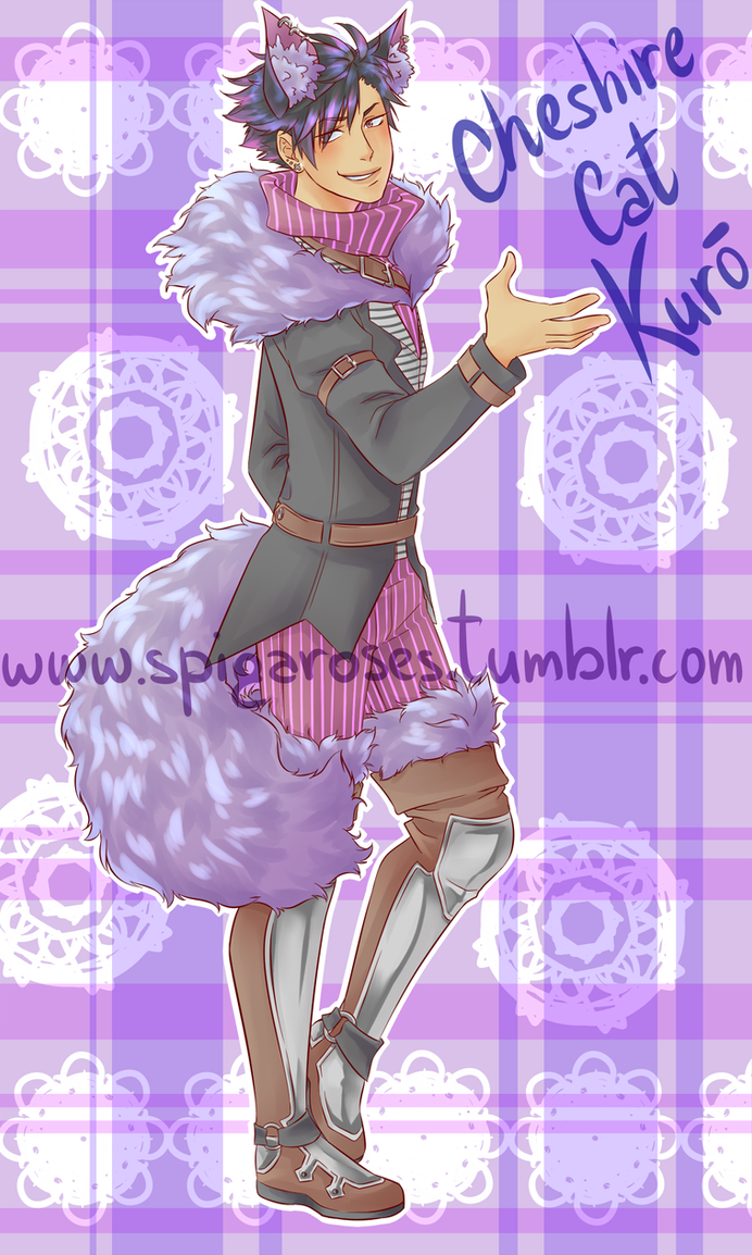Kuroo Wonderland by SpigaRose