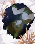 commission: halfbody by qawakie