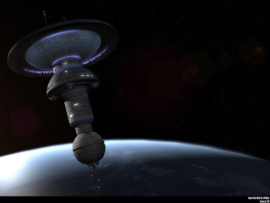SpaceDock Vista by tim-au