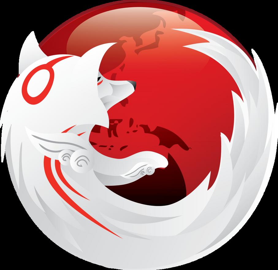 Cool Firefox Icon Okami Firefox Icon by