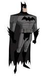 Bruce Wayne (Arkhamverse Arkham Origins JLU)