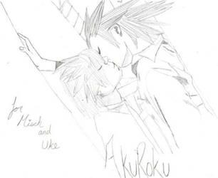 Misch and Uke : Akuroku by Ca-Be