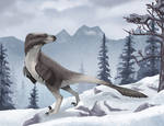 A Very Dromaeosaur Christmas
