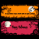 Halloween banners 3 by cristina012