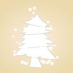 Abstract Christmas Illustration 33 by cristina012