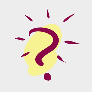Free Vector of the Day#205: Doodle Question Mark by cristina012
