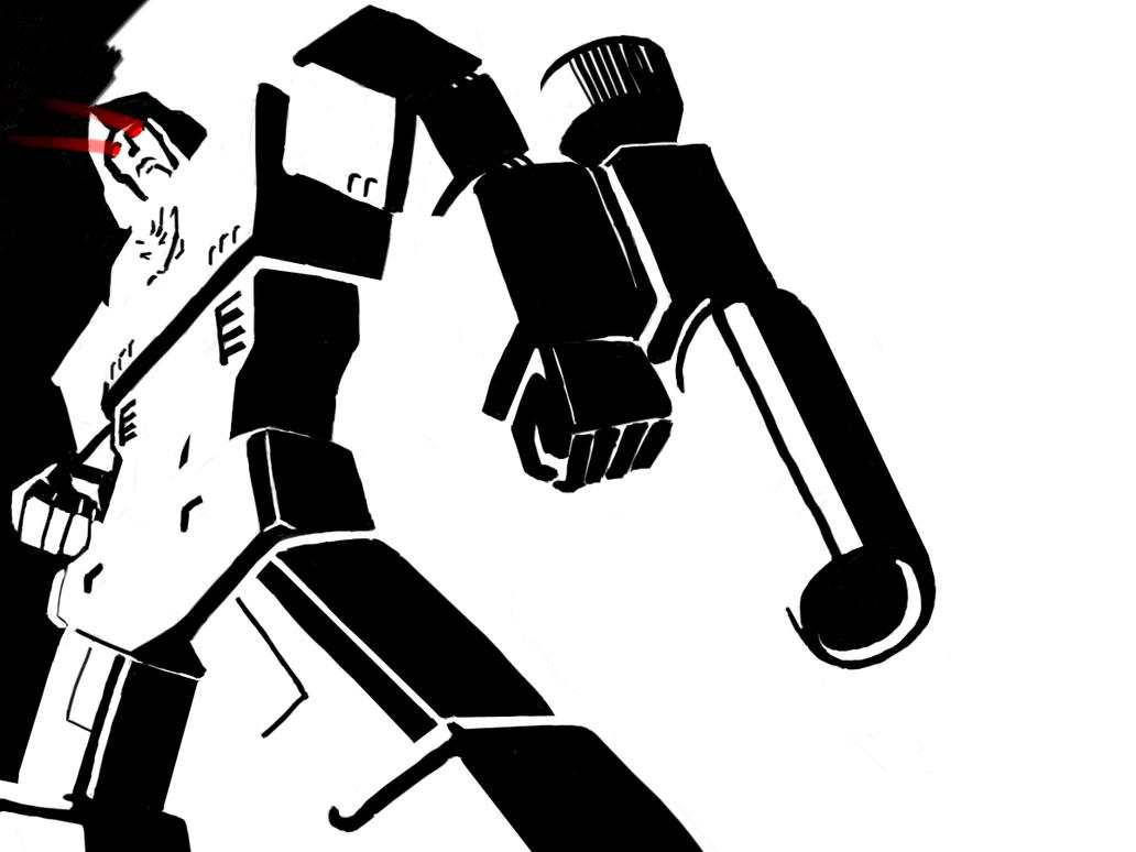 Megatron by autobotcity