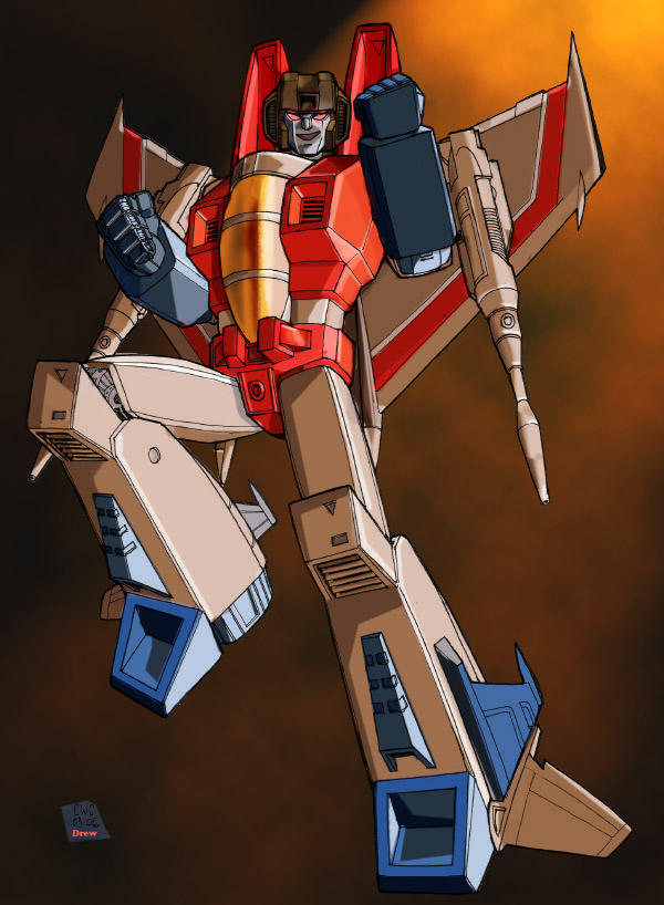 Starscream 2