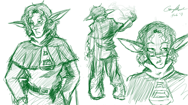 Remus Sketches