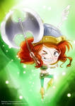 Barbara // Rayman Legends