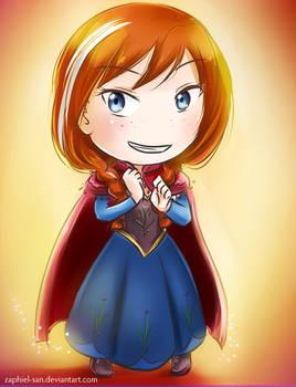 Anna // Frozen