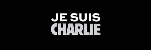 JE SUIS CHARLIE by K-Ceros