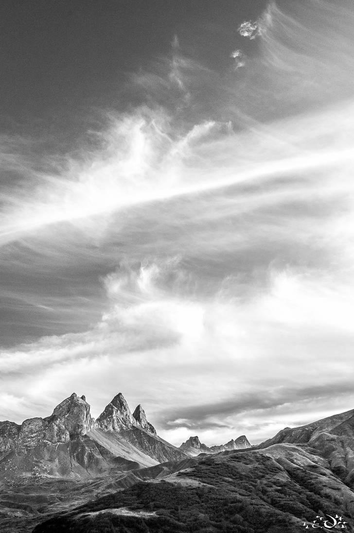 Aiguille d'Arves by K-Ceros