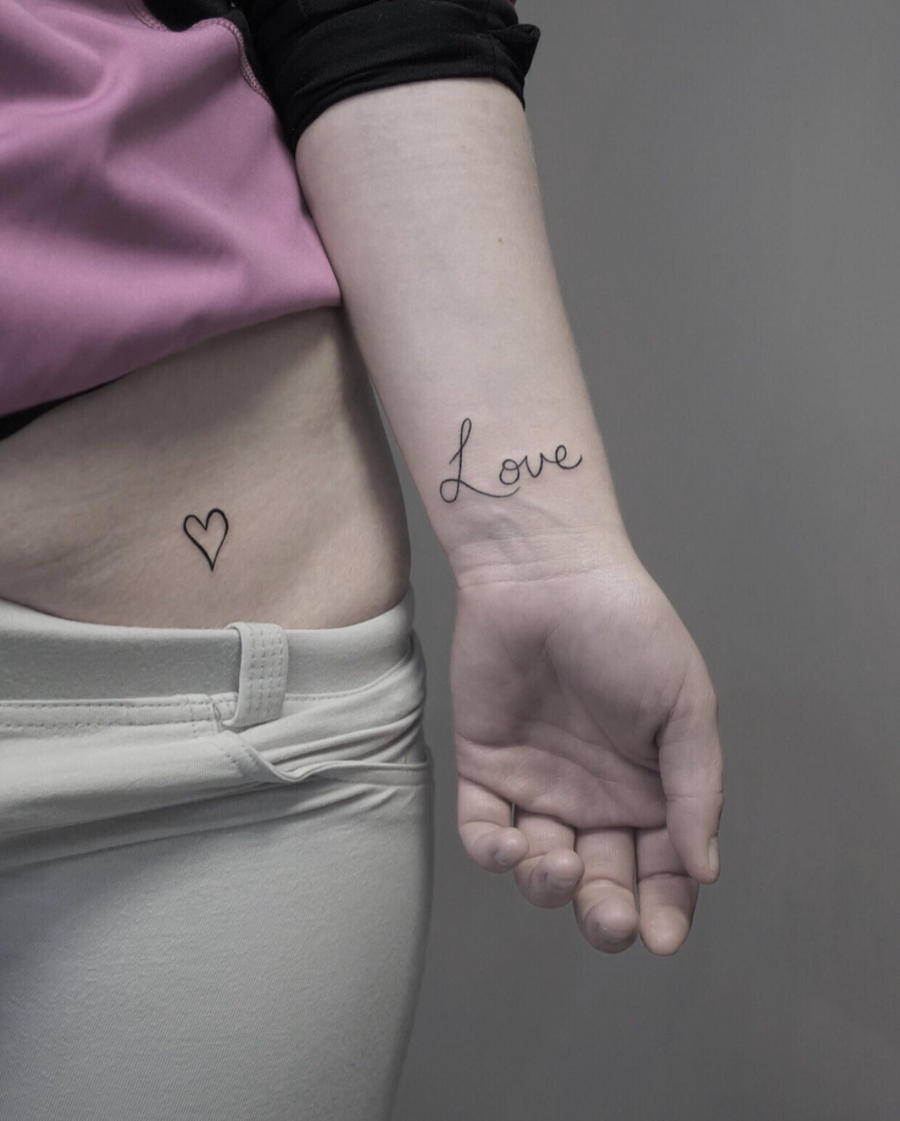 Love Tattoo by sHavYpus