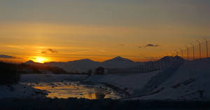 snapshot sunset by sHavYpus