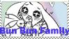 Bun Bun Family Stamp by Madbuns