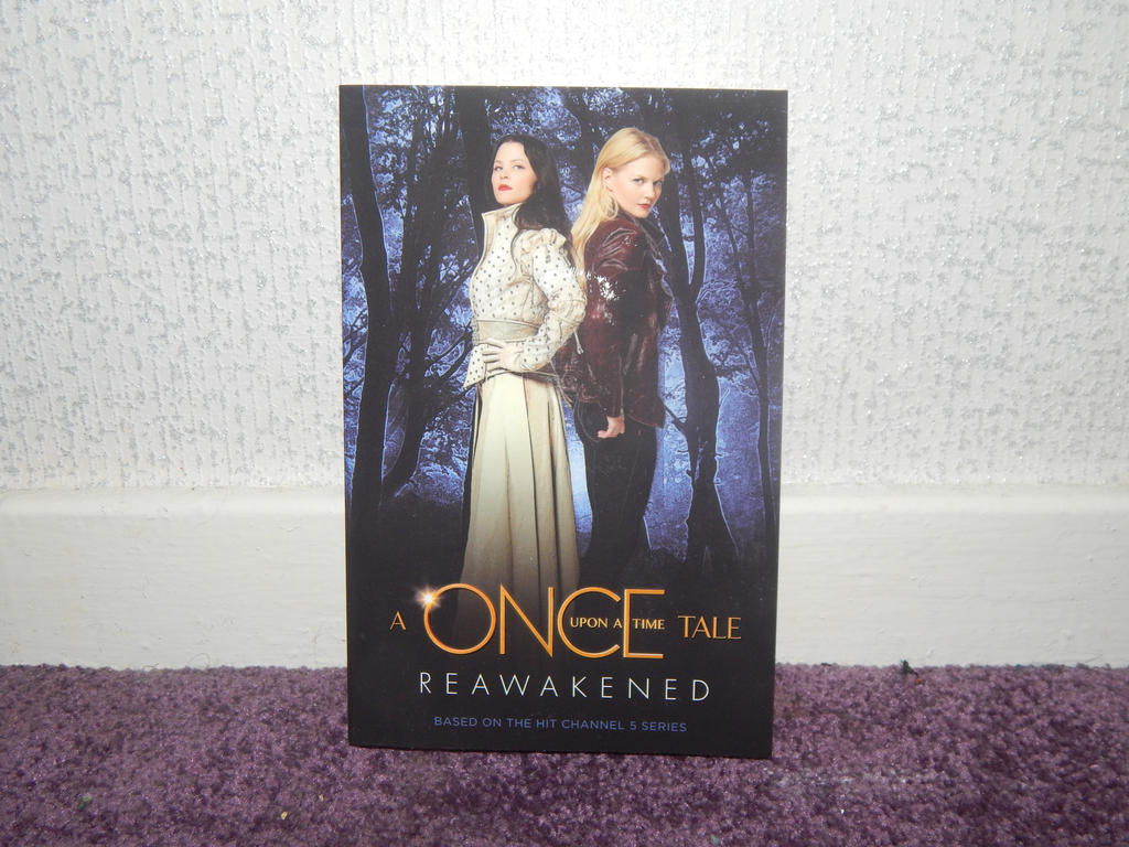 Reawakened Once Upon A Time Ebook