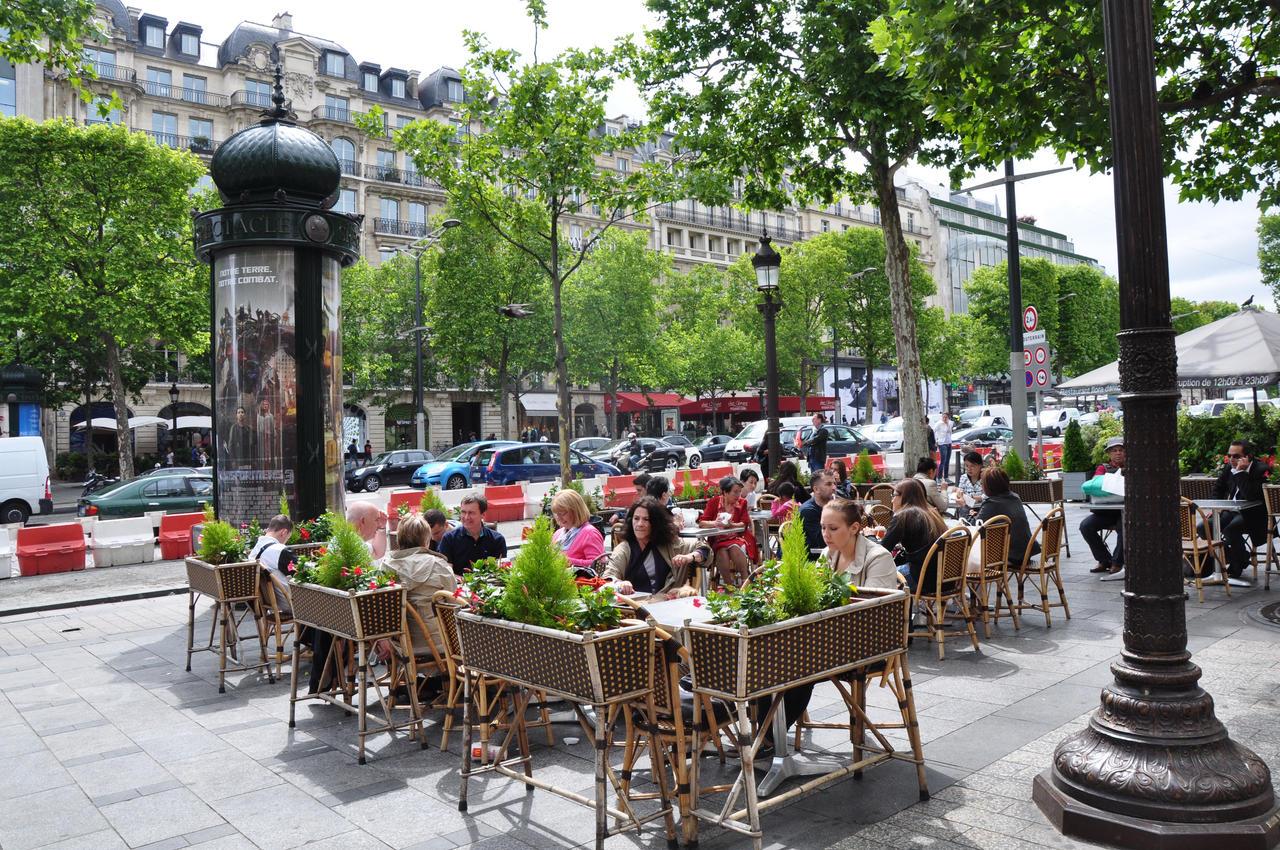 Paris Cafe Prints