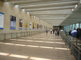 Exit Perspective - BEN GURION by Rikitza