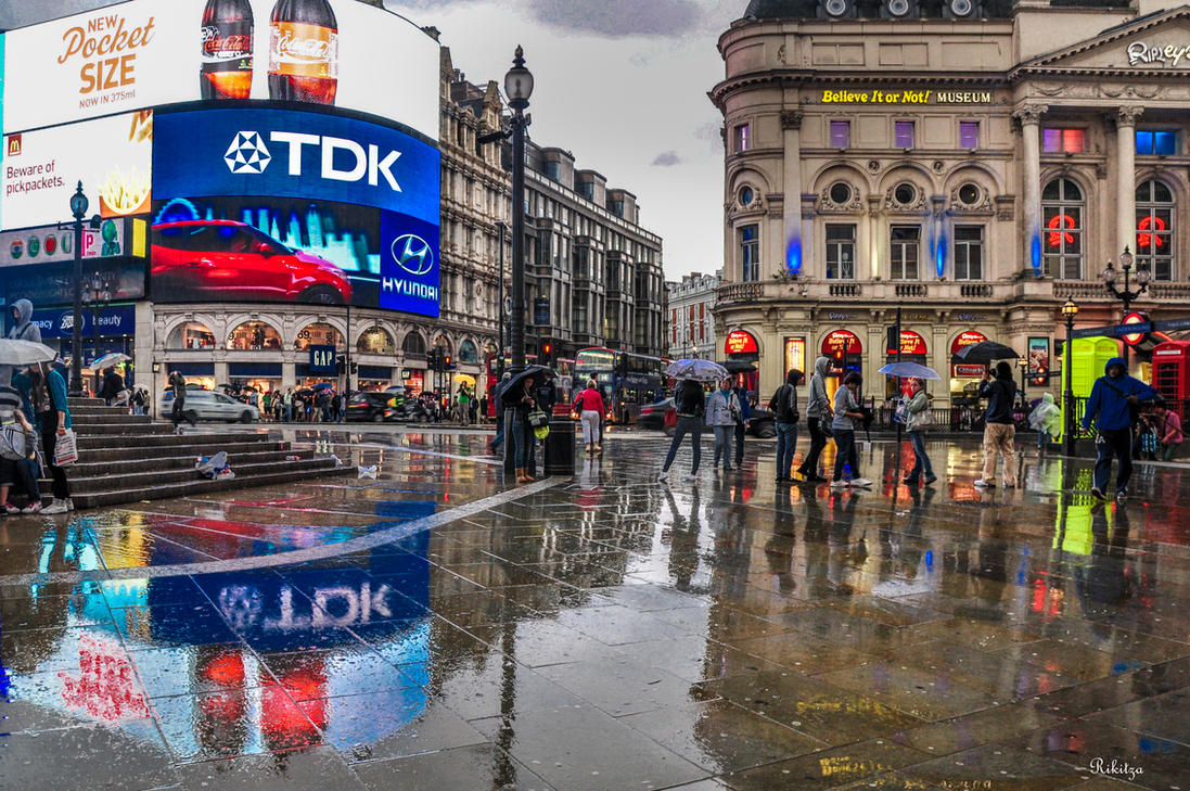 Picadilly Rain - updated by Rikitza