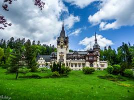 Pelesh castle - updated