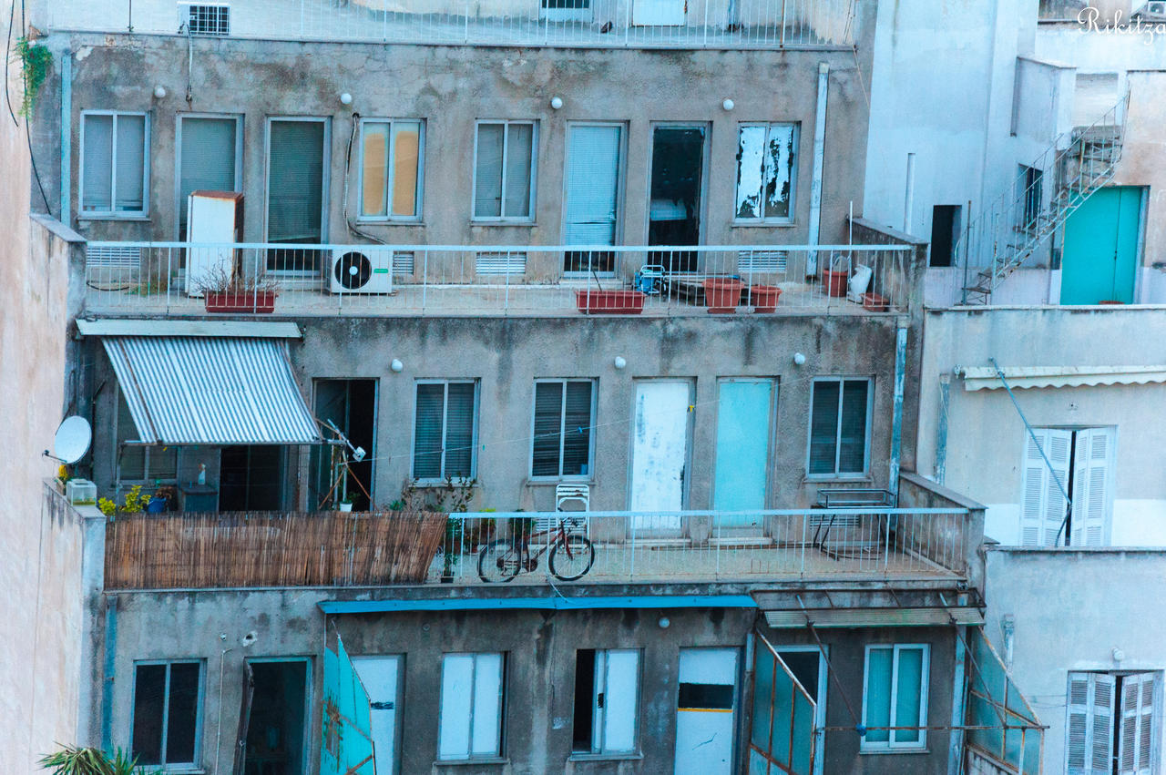 Stratification in Athens by Rikitza