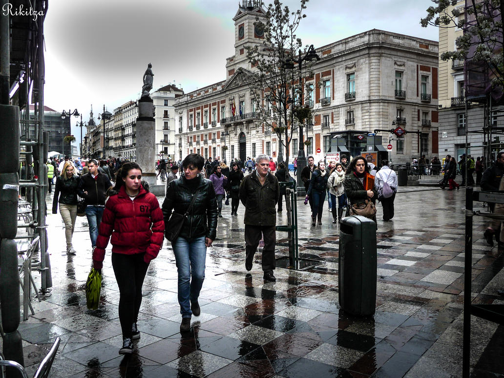 Sunless puerta del sol in madrid to igal by rikitza on for Puerta del sol 9 madrid