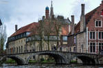 Bridge in Bruges