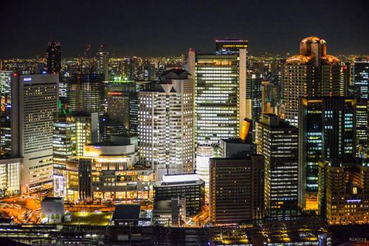 night Osaka - update