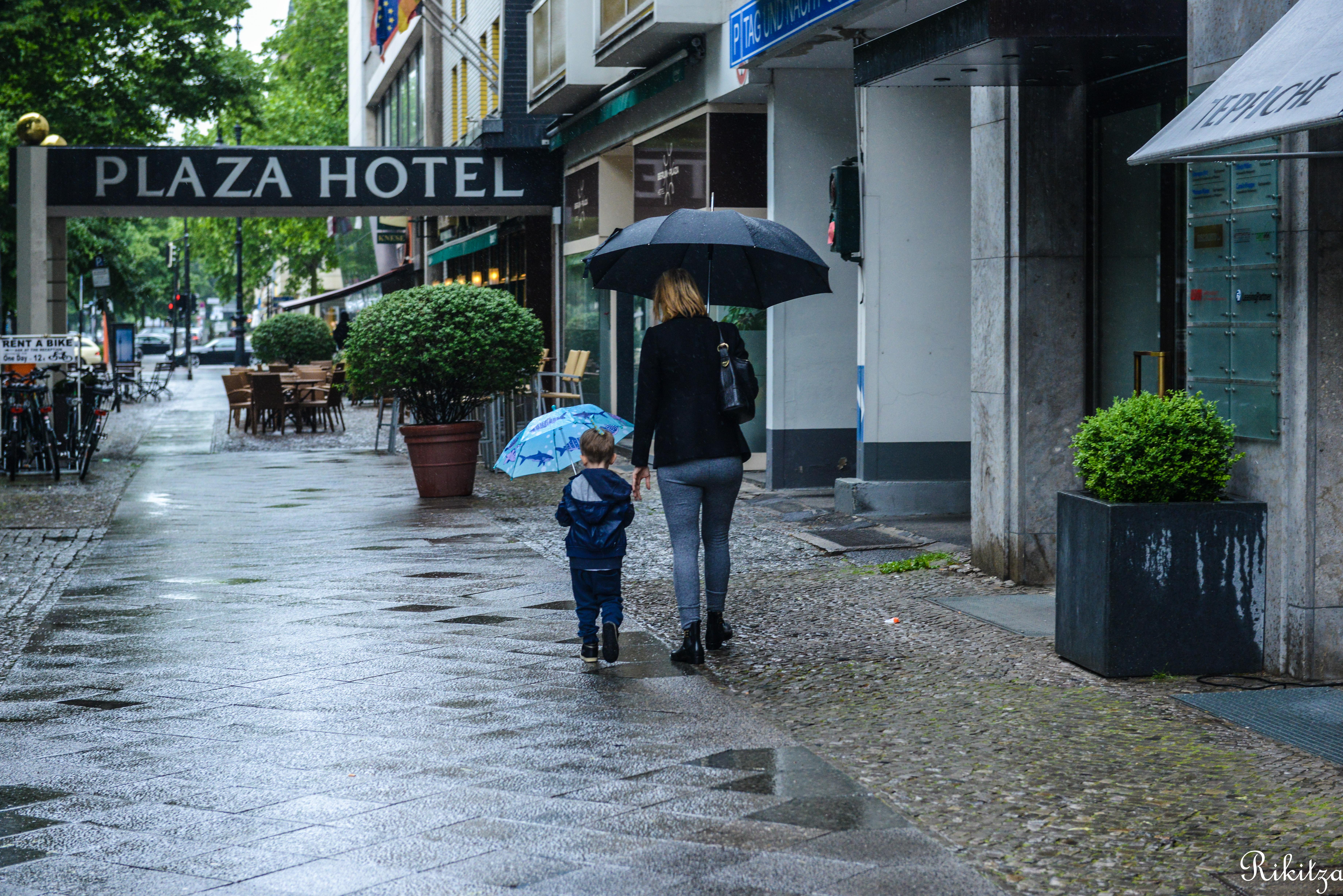 Hotel Plaza  Berlin by Rikitza