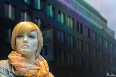 Looking towards Berlin by Rikitza