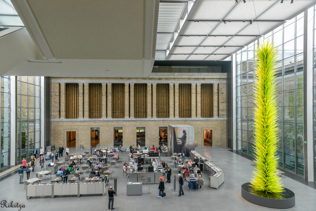 Museum of Fine Arts MFA Boston - New American Café