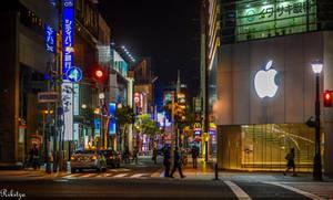 USA in Osaka