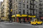 corner in NYC